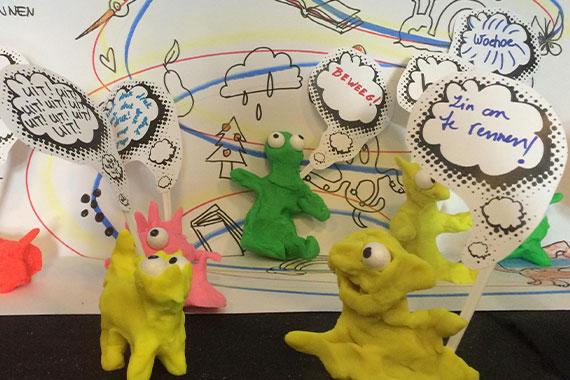 Les aan docenten en teams: verbeelding: van Pinterest naar leerdoel