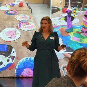 Verbeelding en creativiteit in het speciaal onderwijs